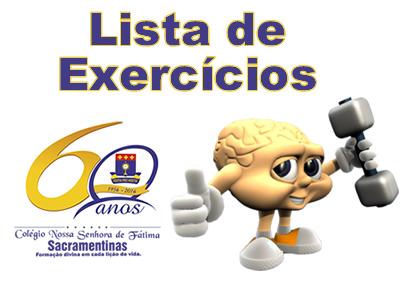 lista-exercicios