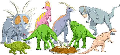 dinossauros ornithischia