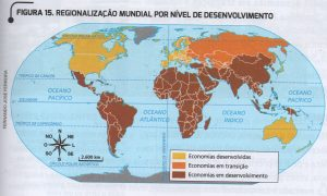 mapa desenvolvimento
