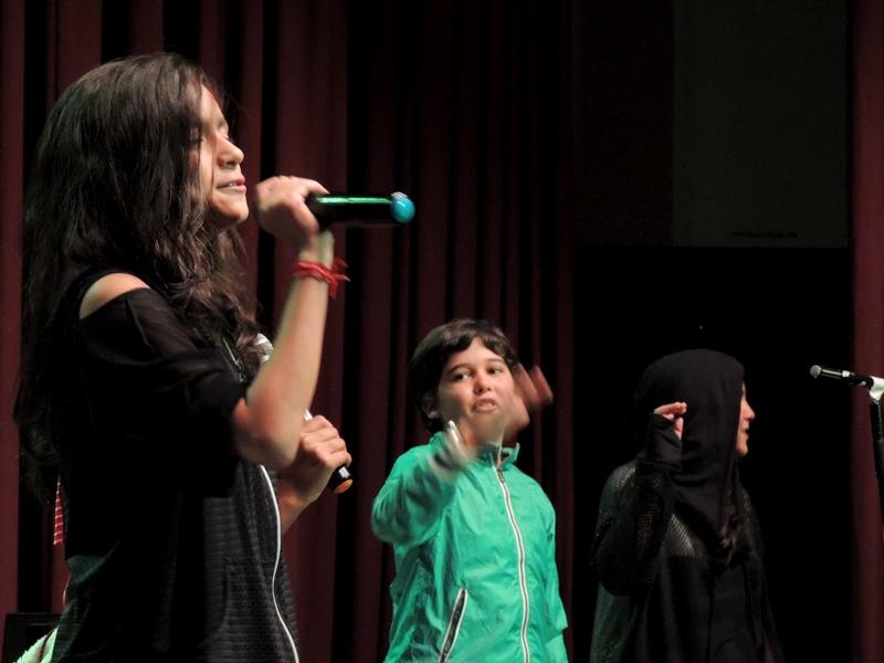Show de Calouros – 5º ano do Ensino Fundamental
